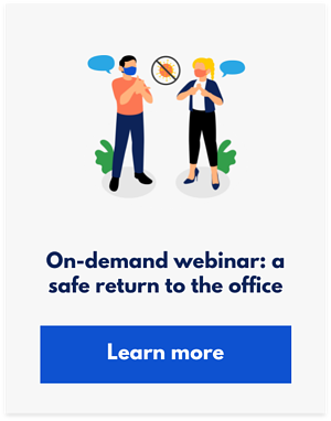 On-demand webinar safe return to the office